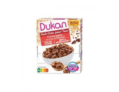 Dukan Δημητριακά (Clusters) με κομμάτια Σοκολάτας, 350gr