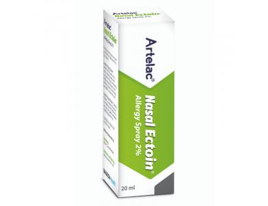 Bausch & Lomb Artelac Nasal Ectoin Allergy Spray 2%, Ρινικό Σπρέι για την Αλλεργική Ρινίτιδα, 20ml