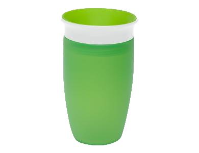 Munchkin Miracle 360 Trainer Cup 12m+, Πράσινο 296ml