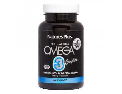 Nature's Plus Omega 3 Complete 60softgels
