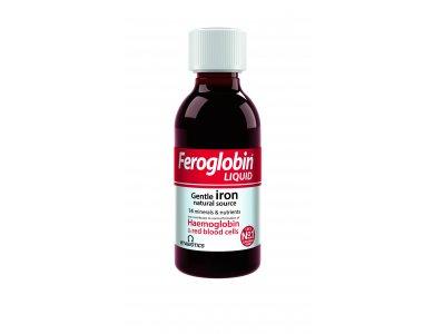 Vitabiotics Feroglobin® Liquid 200ml