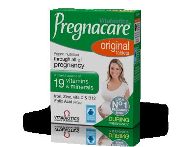 Vitabiotics Pregnacare® Original 30tabs