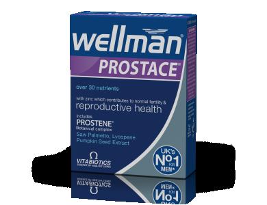 Vitabiotics Wellman® Prostace 60tabs