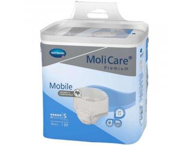 Hartmann MoliCare Premium Mobile, Σλιπ Ακράτειας Ημέρας, No.6 Small, 14τμχ