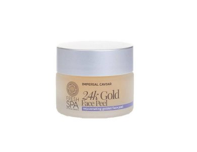 Natura Siberica Fresh Spa Imperial 24k Gold Face Peel, Χρυσό Peel Προσώπου, 50ml