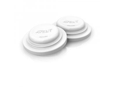 Philips Avent  Δίσκοι Σφράγισης για Μπιμπερό, SCF143/06, 6τμχ