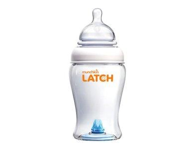 Munchkin Latch Μπιμπερό Πλαστικό 0m+, 240ml