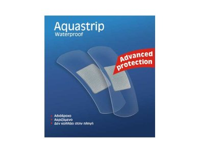 Kessler Aquastrip Αποστειρωμένα Αυτοκόλλητα Strips, 10τμχ