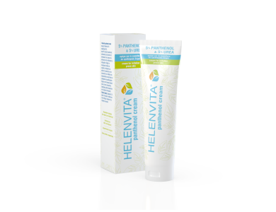 Helenvita Panthenol Cream, Κρέμα για το Ευαίσθητο σε Ερεθισμούς Δέρμα, 150ml