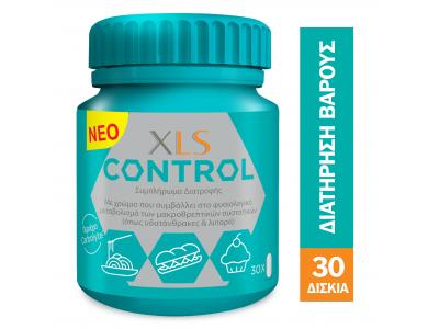 XL-S Control Συμπλήρωμα Διατροφής για Αποτελεσματικό Έλεγχο του Σωματικού Βάρους, 30caps