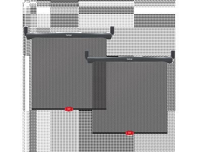 Munchkin Brica Sun Safety 2 Roller Shades, Πτυσσόμενα Σκίαστρα Αυτοκινήτου, 2τμχ