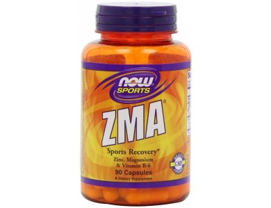 Now ZMA Sports Recovery 800mg, 90caps