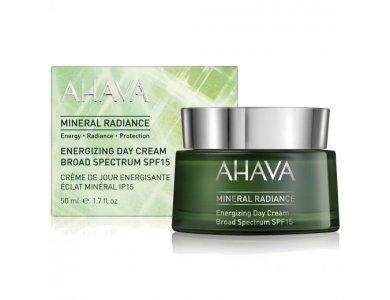 Ahava Mineral Radiance Energizing Day Cream SPF 15, Κρέμα Ημέρας Για Λάμψη, 50ml