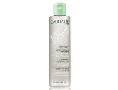 Caudalie Vinopure Clear Skin Purifying Toner - 200ml