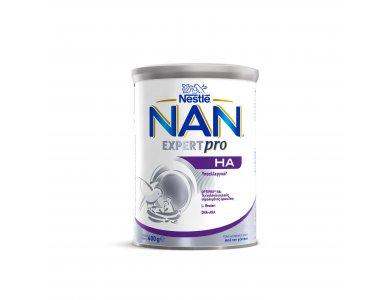 Nestle Nan Expert Pro HA Υποαλλεργικό Βρεφικό Γάλα Από την Γέννηση (0m+), 400gr