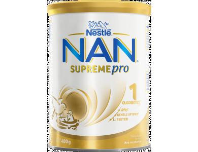 Nestle NAN SupremePro 1, Γάλα σε Μορφή Σκόνης για Βρέφη Από τη Γέννηση, 400gr