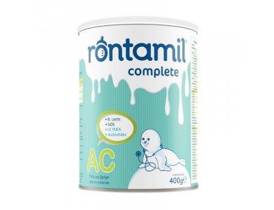 Rontamil Complete AC, Γάλα Κατά των Κολικών, 400gr