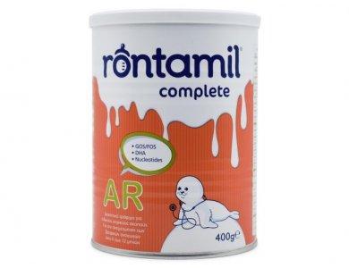 Rontamil AR, Αντιαναγωγικό Γάλα 1ης Βρεφικής Ηλικίας, 400gr