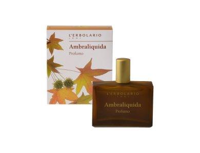 L'erbolario  Ambraliquida Eau de Parfum Άρωμα 50ml