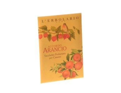 L'erbolario Accordo Arancio Αρωματικά Σακουλάκια για Συρτάρια