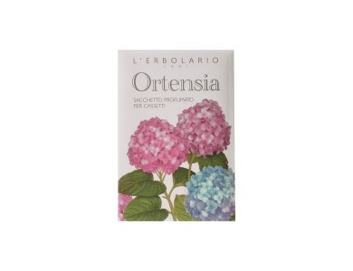 L'erbolario Ortensia Αρωματικά Σακουλάκια για Συρτάρια