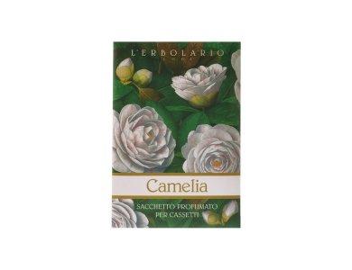 L'erbolario Camelia Αρωματικά Σακουλάκια για Συρτάρια
