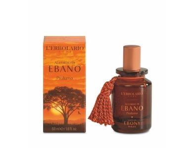 L'erbolario Ebeno,  Άρωμα Με Eκχύλισμα Εβένου 50ml