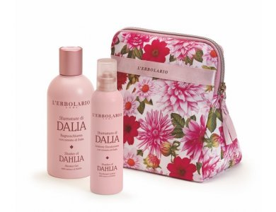L'erbolario Dalia Beauty set Corolla Αποσμητική Λοσιόν 100 ml & Αφρόλουτρο 250 ml