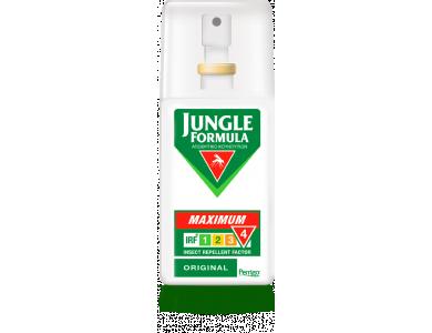 Jungle Formula Strong Soft Care Αντικουνουπικό Σπρέι με Καταπραϋντικά Συστατικά, 75ml