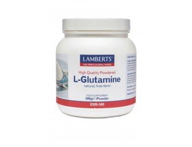 Lamberts L-Glutamine Powder 500gr