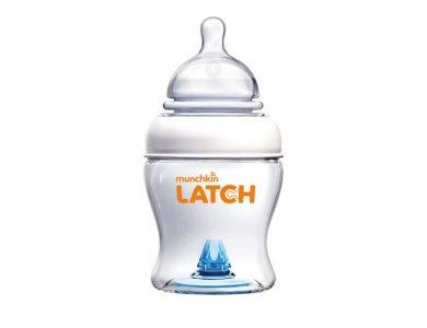 Munchkin Latch Μπιμπερό Πλαστικό 0m+, 120ml