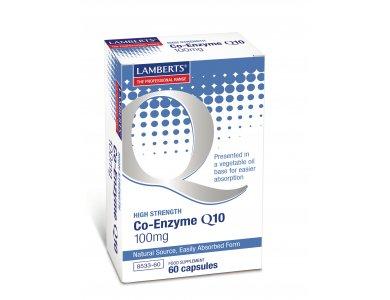 Lamberts Co-Enzyme Q10 100mg 60caps