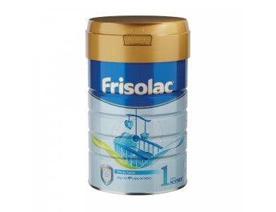 Frisolac 1, Βρεφικό Γάλα Νο1 μέχρι τον 6 μήνα 400gr
