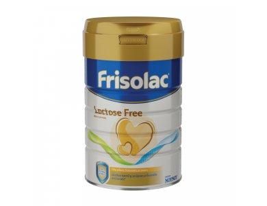 Frisolac Lactose Free, Βρεφικό Γάλα Ελεύθερο Λακτόζης, 400gr