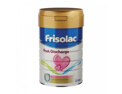 Frisolac Post Discharge, Γάλα Εξόδου σε Σκόνη για Πρόωρα & Ελλιποβαρή Βρέφη, 400gr