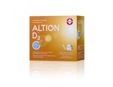 Altion D3 30Φακελάκια