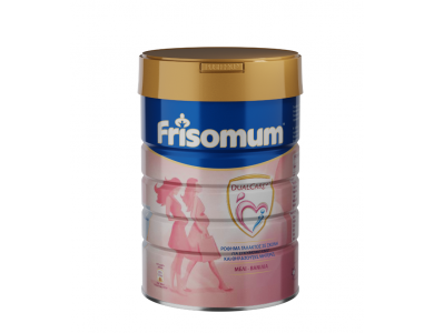 Frisomum Dualcare+ Ρόφημα Γάλακτος σε σκόνη για Εγκυμονούσες & Θηλάζουσες Μητέρες, γεύση μέλι-βανίλια, 400gr