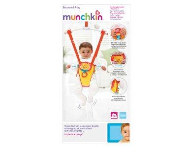 Munchkin Bounce & Play Bouncer, Κούνια Πόρτας, Παιδιά βάρους έως 12kg