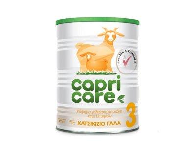 Capricare 3 Βρεφικό Γάλα με βάση το πλήρες κατσικίσιο γάλα, από τον 12ο μήνα, 400gr