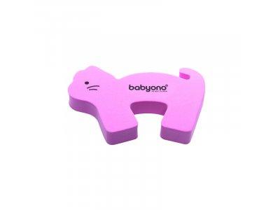 BabyOno Finger Pinch Guard, Προστατευτικό για πόρτες «Ζωάκια», 1τμχ