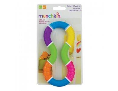 Munchkin Twisty Figure 8, Μασητικό 6m+ 1τμχ