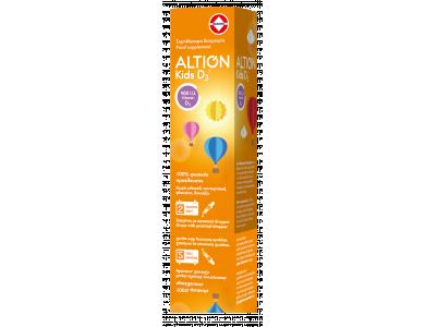 Altion Kids D3 20ml