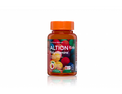 Altion Kids Polyvitamins 60ζελεδάκια