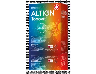 Altion Tonovit Multivitamin 40softcaps