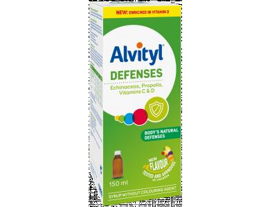 Alvityl  Defenses Με Eχινάκια 150ml