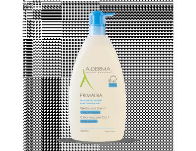 A-derma Primalba gel lavant douceur - 750ml