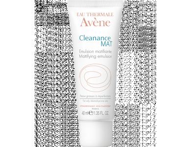 Avene Cleanance Mat Emulsion Σωληνάριο 40ml