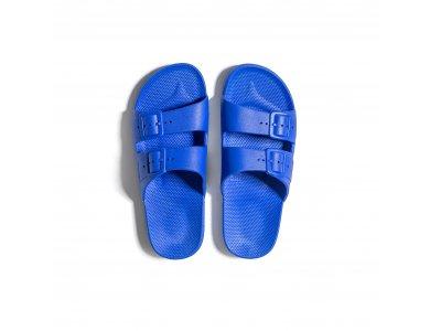 Freedomoses Unisex Slide Σανδάλια, Blue, No36-37
