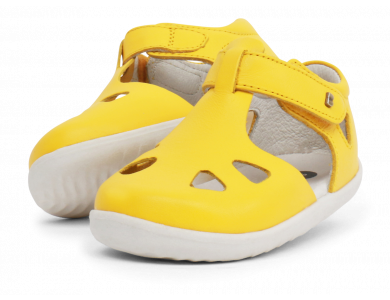 Bobux Step up, Zap Sandal Yellow, No.20