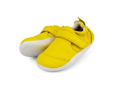 Bobux Step up, Xplorer Go Trainer Lemon, No.22